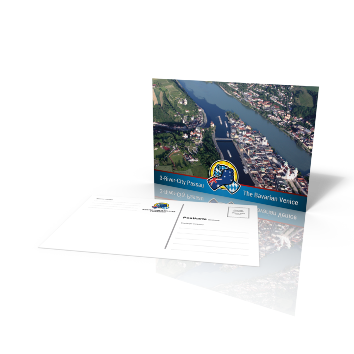 Postkarte Passau