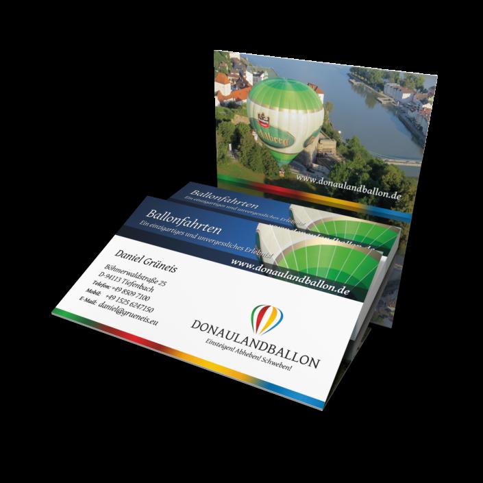 Visitenkarte Passau