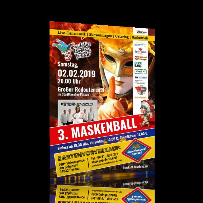 Plakat Passau