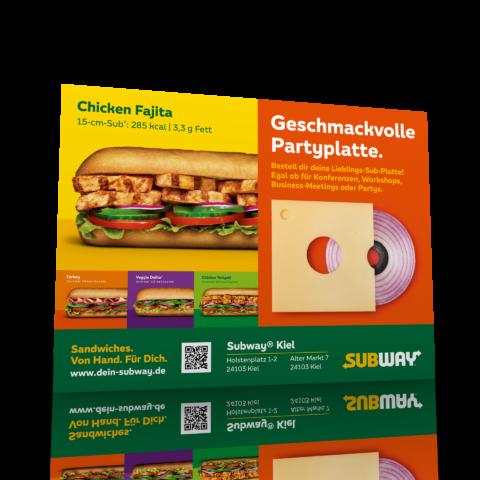 Werbeanzeige Passau